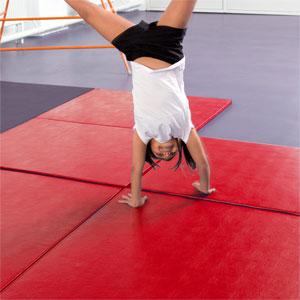 Beemat Coloured Deluxe Original Gymnastics Mat