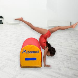 Beemat Small Mailbox Gymnastic Training Block