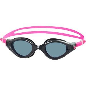 Speedo Futura Biofuse 2 Female Swimming Goggles Estatic Pink/Smoke
