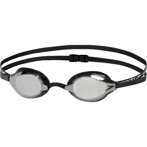 Speedo Fastskin Speedsocket 2 Mirror Swimming Goggles Black/Mirror