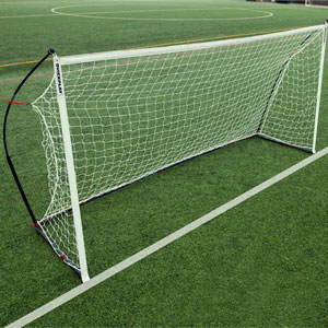 Quickplay Kickster Elite Football Goal 12ft x 6ft