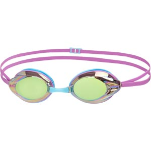 Speedo Opal Mirror Swimming Goggle Orchid/Purple