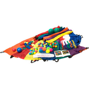 First Play Mega Parachute Activity Pack