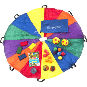First Play Early Years Parachute Pack 1.75m