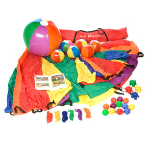 First Play Junior Parachute Resource Kit
