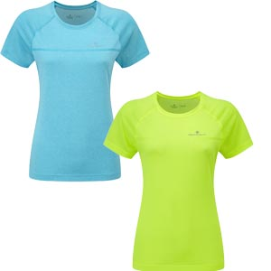 Ronhill Everyday Womens Short Sleeve Tee