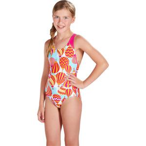 Speedo Girls Colour Pops Splashback Swimsuit