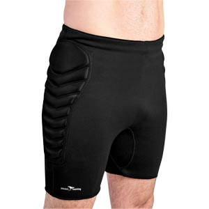 Precision Training Neoprene Senior Padded Goalkeeping Shorts