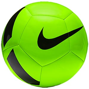 Nike Pitch Team Training Football Electric Green