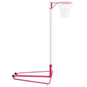 Harrod Sport Telescopic Netball Post