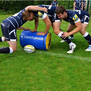 Centurion Jumbo Half Rugby Tackle Bag