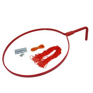Wall Fixed Netball Ring Kit