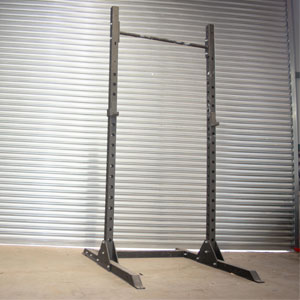 BeaverFit Garage Rack