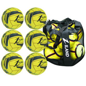 Ziland Pro Indoor Football 6 Pack