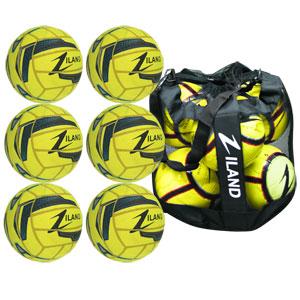 Ziland Pro Indoor Football 6 Pack