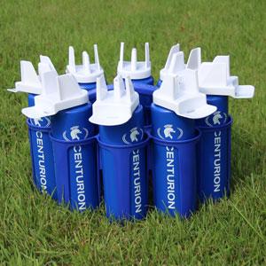 Centurion Hybrid Water Bottle 8 Set