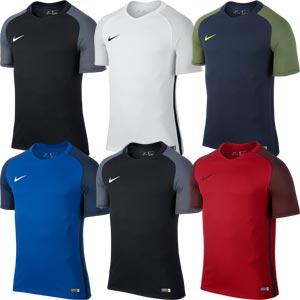 Nike Revolution IV Short Sleeve Junior Football Jersey