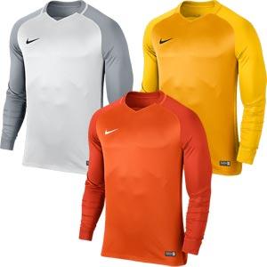 Nike Trophy III Long Sleeve Junior Football Jersey