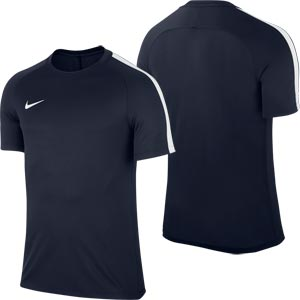 Nike Squad 17 Short Sleeve Junior Training Top