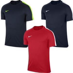 Nike Squad 17 Short Sleeve Junior Training Top