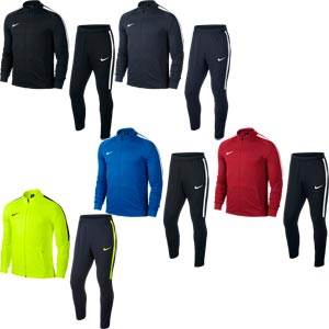 Nike Squad 17 Junior Knit Tracksuit