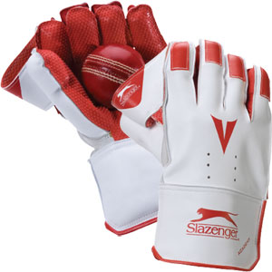Slazenger Academy Wicket Keeping Gloves