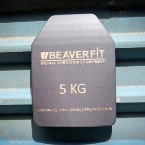 BeaverFit SOE Vest Curved Plates