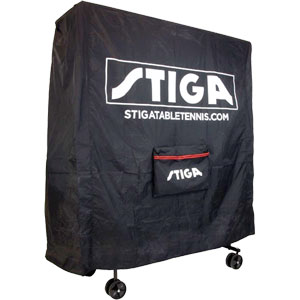 Stiga Table Tennis Table Cover Vertical