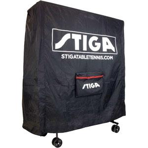 Stiga Table Tennis Table Cover Vertical