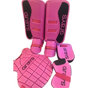 Grays Hockey G90 Junior Goalie Set Pink