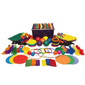 First Play Rainbow Activity Play Box