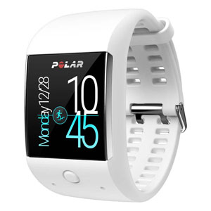 Polar M600 GPS Sports Watch White