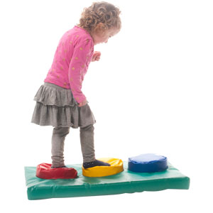 First Play Balance Stepping Stones