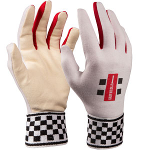 Gray Nicolls Plain Chamois Wicket Keepers Inner Gloves