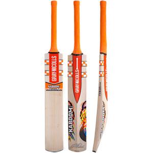 Gray Nicolls Kaboom Warner 31 Junior Cricket Bat 2017