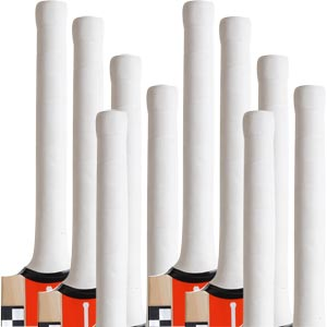 Gray Nicolls Chevron Cricket Bat Grip Pack of 10