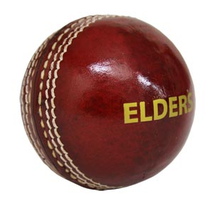 Elders Leather Cricket Ball