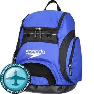 Speedo Teamster Backpack 35 Litre Blue/Black