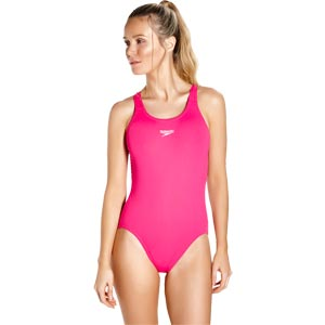 Speedo Endurance+ Medalist Swimsuit Electric Pink