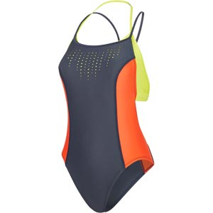 Speedo H2O Active Ultra Fizz Pivotback Swimsuit