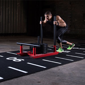 Escape Fitness Portable Speed Track