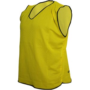Pro Team Football Bib Yellow
