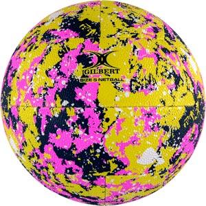 Gilbert Splash Supporter Training Netball