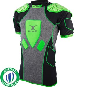 Gilbert Triflex Match V3 Junior Rugby Body Armour