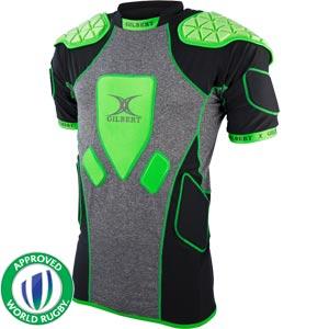 Gilbert Triflex Match V3 Senior Rugby Body Armour