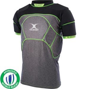 Gilbert Charger X1 Senior Rugby Body Armour