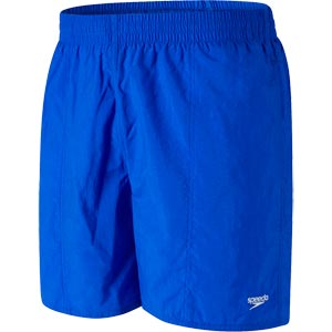 "Speedo Solid Leisure 16"" Watershort Beautiful Blue"