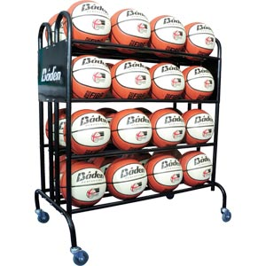 Baden 32 Ball Trolley