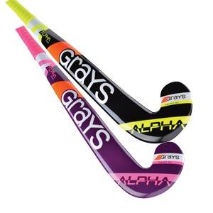 Grays Alpha Ultrabow Indoor Hockey Stick
