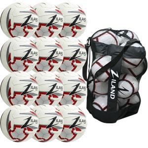 Ziland Pro Training Netball 12 Pack